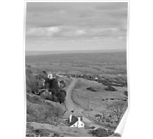 Clee Hill Poster