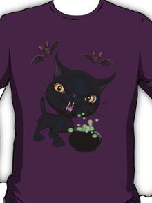 Vampire Kitty .. Tee Shirt T-Shirt