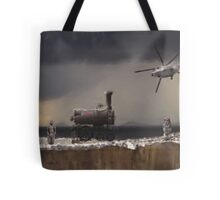 defence Tote Bag