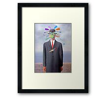 Death of an Entrepreneur 2.  Framed Print