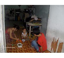 Home Life - Ni Lar Son Photographic Print