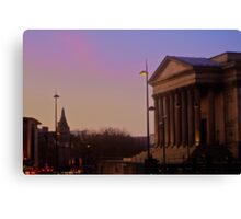 St. Georges Hall Sunset Canvas Print