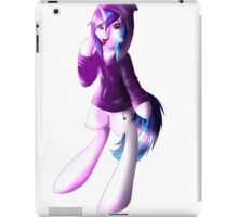 Anthro Vinyl in a Hoodie iPad Case/Skin