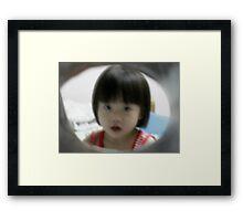 Sister - Peter Jackson Framed Print