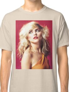 Debbie Harry, Red Classic T-Shirt