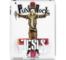 Punk Rock Jesus iPad Case/Skin