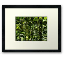 The Glass Forest Framed Print