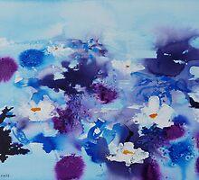 Waterlilies by © Pauline Wherrell