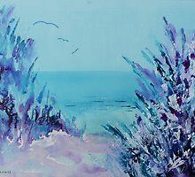 Sea of calm by © Pauline Wherrell
