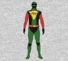 Mighty Man by chrisp81