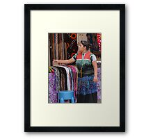 Southeast - Sureste Framed Print