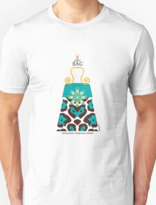 The Katy Bag / Tantalizing Turquoise Leopard T-Shirt