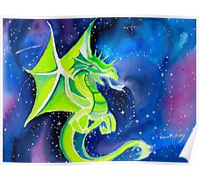Cosmic Dragon.... Poster