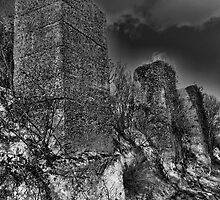 Pillars Of Strength by Dave Godden