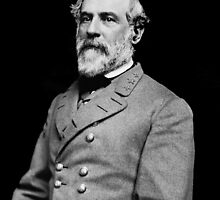 General Robert E. Lee - CSA by ©  Paul W. Faust