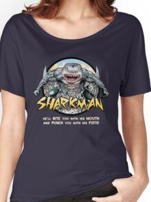 Shark-Man Women's Relaxed Fit T-Shirt