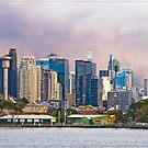 Sydney Sunset 06 16-07-09 by Chris Cohen