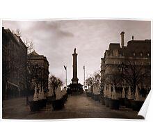 Jacques Cartier Square - Vieux Montreal Poster