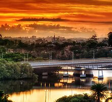 Good Morning Brisbane!!! by Tracie Louise