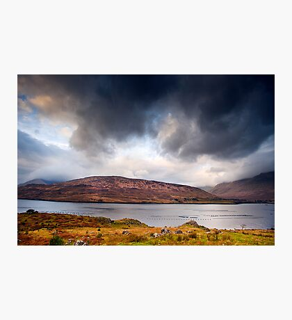 Killary Harbour Photographic Print