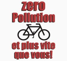 Zero Pollution (Fr) Kids Clothes