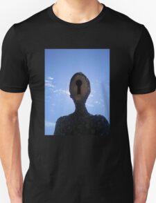 Lock and Key Man (face) T-Shirt
