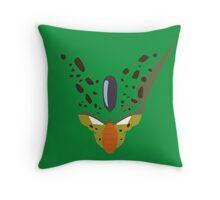 Cell Minimalistic Design Throw Pillow