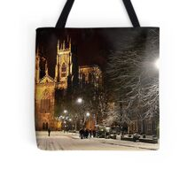 A Magical Evening In York Tote Bag