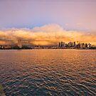 Sydney Sunset 01 16-07-09 by Chris Cohen