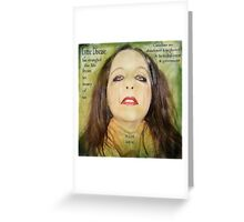 You take the breath right out of us Greeting Card