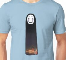 no face 3 Unisex T-Shirt