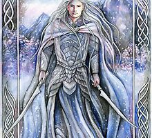 White Warrior by jankolas