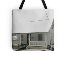 My little Abode !  Tote Bag