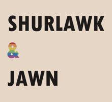 Shurlawk & Jawn by SallySparrowFTW