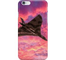 Vulcan going out in a blaze of glory iPhone Case/Skin
