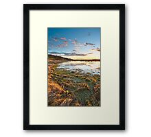 Before Sunset Framed Print
