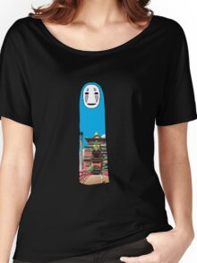 no face 4 Women's Relaxed Fit T-Shirt