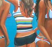 """""""Beach Bodies"""" by Leisa O'Brien"""