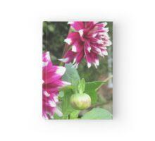 Purple Dahlia III Hardcover Journal