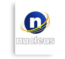 Nucleus by Hooli Canvas Print
