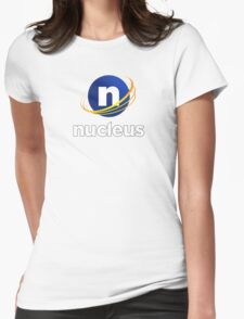 Nucleus by Hooli Womens Fitted T-Shirt