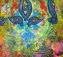 Aggrandized Consciousness Sticker