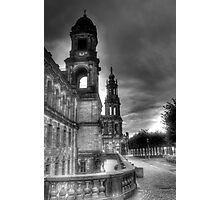 Old town Dresden Germany Photographic Print