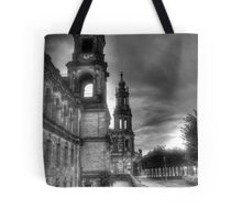Old town Dresden Germany Tote Bag