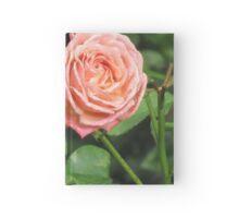Pink Rose II Hardcover Journal
