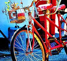 Old Bike by Motyka03