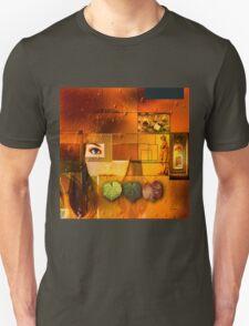 The Memory of Leaves Unisex T-Shirt