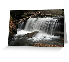 Waterfall V Greeting Card
