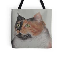 In Remembrance of my Beloved Cali...12-24-12. Rest in Peace, My Dear Little Girl Tote Bag