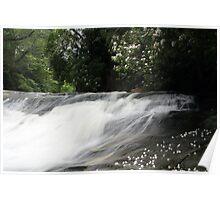 Waterfall VII Poster